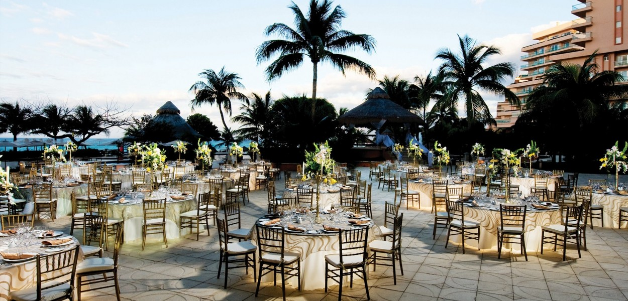 beachfront party venue