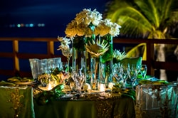 elegant celebration decor